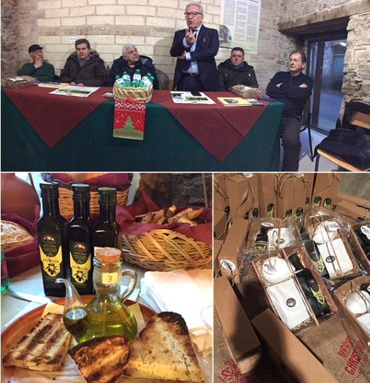 Banca Monte Pruno e Roscigno: olio d'oliva di qualità per rivitalizzare il territorio