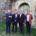 Conferimento cittadinanza onoraria al politico statunitense John Mica