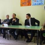 Evento Sicurezza Rignano Flaminio - Pino Palmieri: