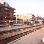 Pino Palmieri: I disagi della stazione di Ciampino.