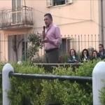 Comizio Elettorale 9 e 10 Maggio 2014. Pino Palmieri Candidato Sindaco Roscigno.