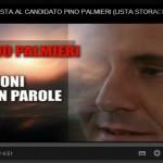 LAZIO: L'INTERVISTA AL CANDIDATO PINO PALMIERI (LISTA STORACE).