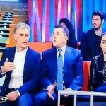 Roscigno, Pino Palmieri ospite de `L'Arena´ di Massimo Giletti